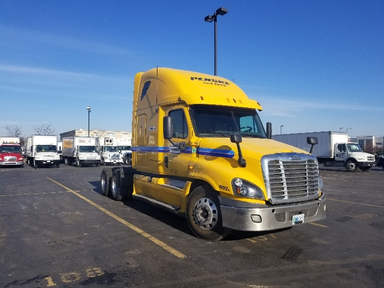 Sleeper Tractor-Heavy Duty Tractors-Freightliner-2013-Cascadia 12564ST-SALT LAKE CITY-UT-643,422 miles-$43,250
