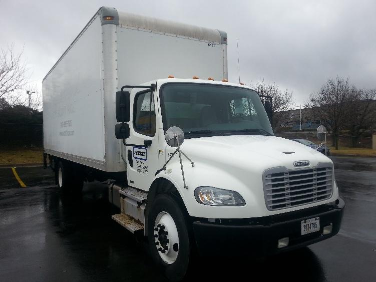 Medium Duty Box Truck-Light and Medium Duty Trucks-Freightliner-2012-M2-LENEXA-KS-124,489 miles-$47,000