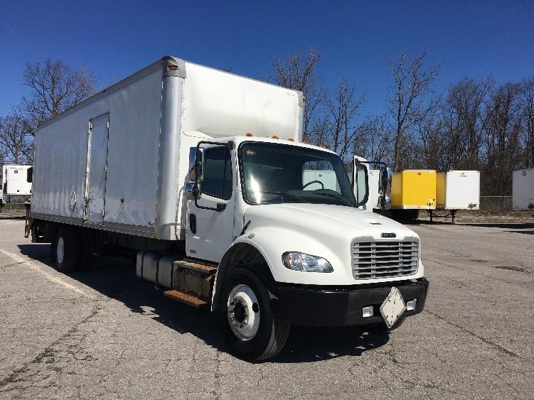Medium Duty Box Truck-Light and Medium Duty Trucks-Freightliner-2012-M2-FORT WAYNE-IN-387,815 miles-$24,500