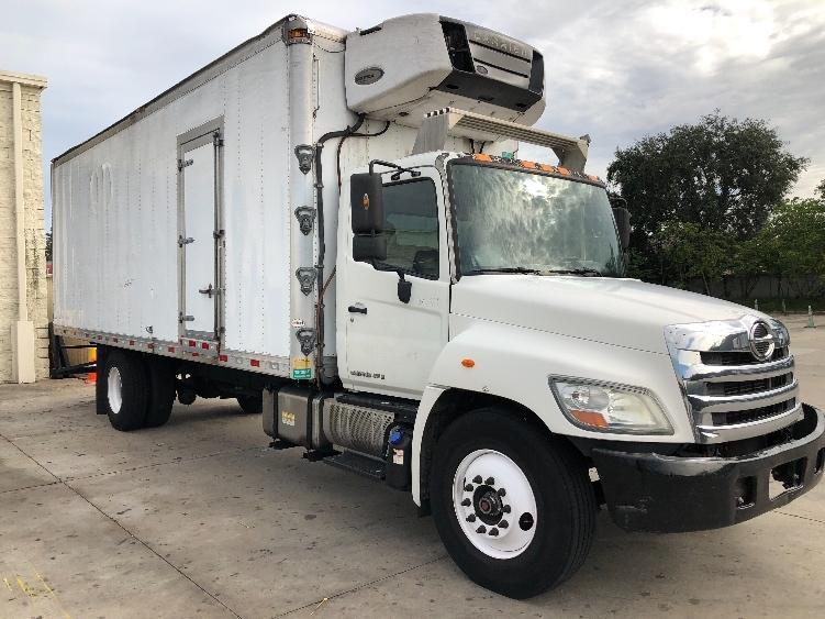 Reefer Truck-Light and Medium Duty Trucks-Hino-2013-268-ORLANDO-FL-170,568 miles-$47,000