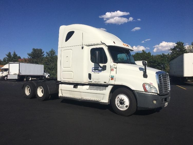 Sleeper Tractor-Heavy Duty Tractors-Freightliner-2013-Cascadia 12564ST-PHOENIX-AZ-668,533 miles-$43,000