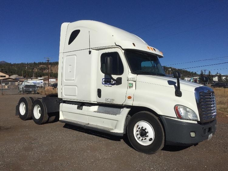 Sleeper Tractor-Heavy Duty Tractors-Freightliner-2013-Cascadia 12564ST-ORLANDO-FL-549,091 miles-$46,750