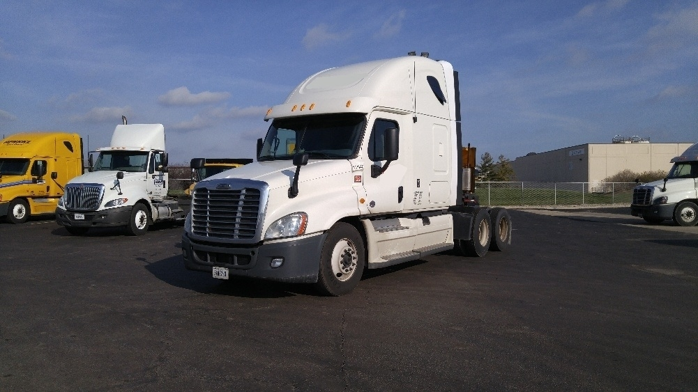Sleeper Tractor-Heavy Duty Tractors-Freightliner-2013-Cascadia 12564ST-EARTH CITY-MO-557,774 miles-$41,750