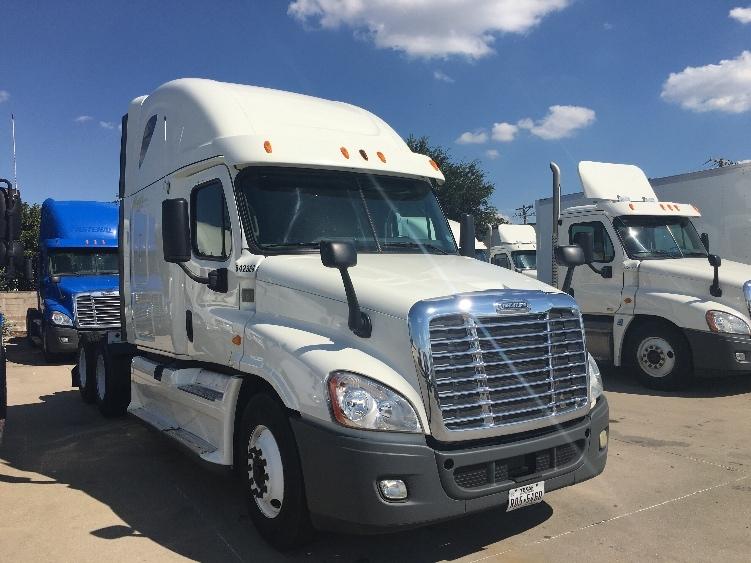 Sleeper Tractor-Heavy Duty Tractors-Freightliner-2013-Cascadia 12564ST-CARROLLTON-TX-478,342 miles-$41,500