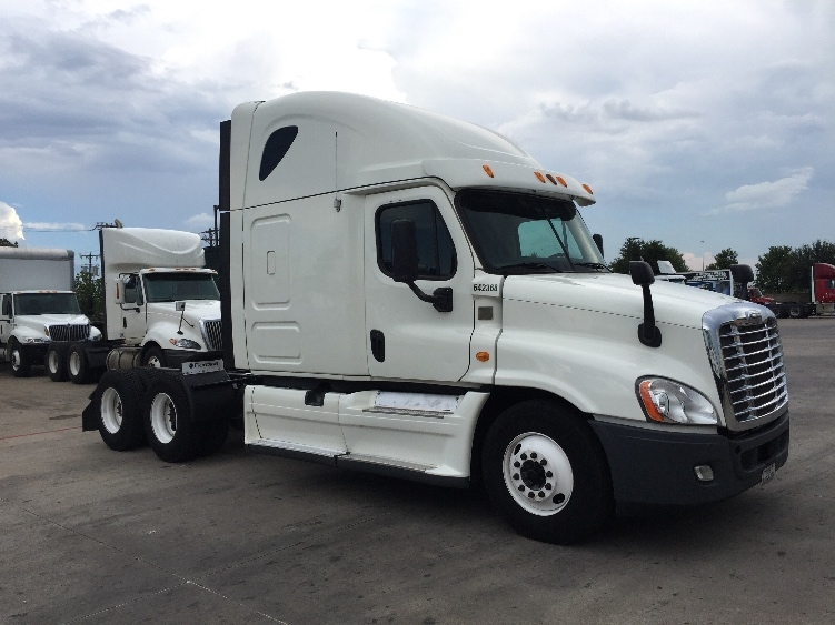 Sleeper Tractor-Heavy Duty Tractors-Freightliner-2013-Cascadia 12564ST-DALLAS-TX-471,739 miles-$41,750