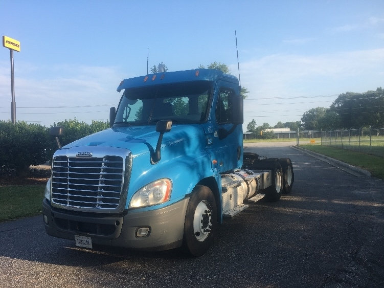 Day Cab Tractor-Heavy Duty Tractors-Freightliner-2013-Cascadia 12564ST-SPARTANBURG-SC-400,237 miles-$30,500