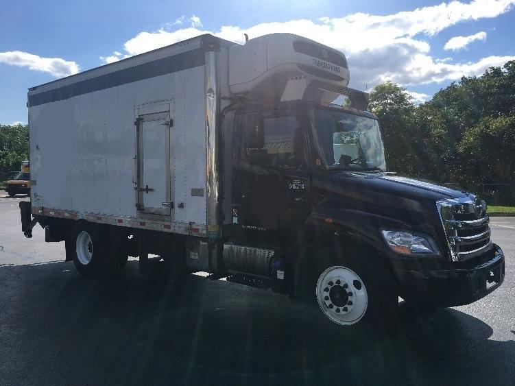 Reefer Truck-Light and Medium Duty Trucks-Hino-2013-338-HARRISBURG-PA-225,379 miles-$29,000