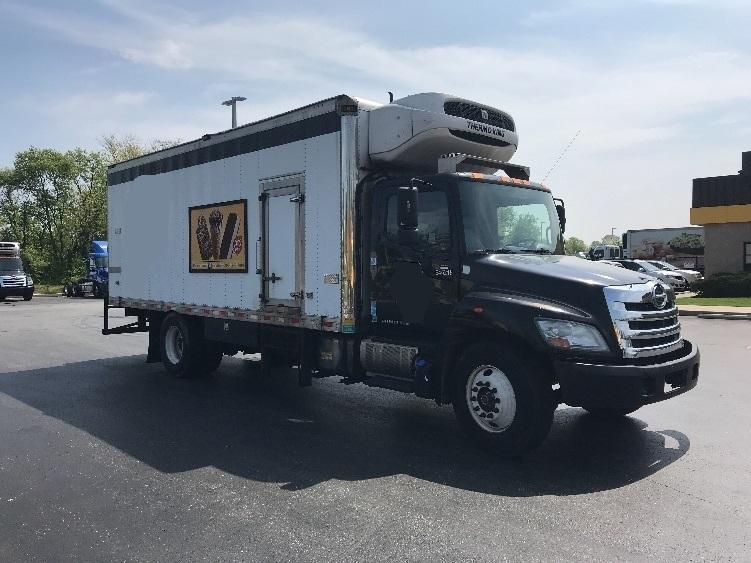 Reefer Truck-Light and Medium Duty Trucks-Hino-2013-338-SWEDESBORO-NJ-142,762 miles-$30,000