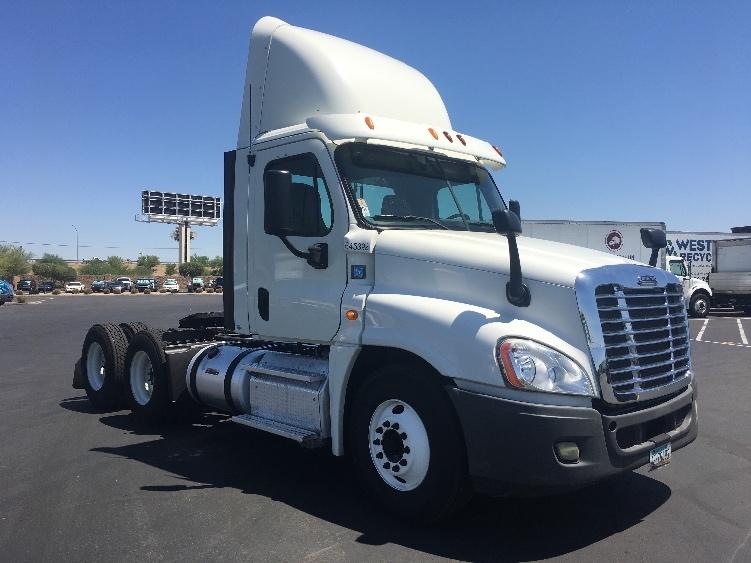 Day Cab Tractor-Heavy Duty Tractors-Freightliner-2013-Cascadia 12564ST-PHOENIX-AZ-480,913 miles-$37,750