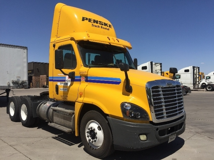 Day Cab Tractor-Heavy Duty Tractors-Freightliner-2013-Cascadia 12564ST-PHOENIX-AZ-500,250 miles-$37,750