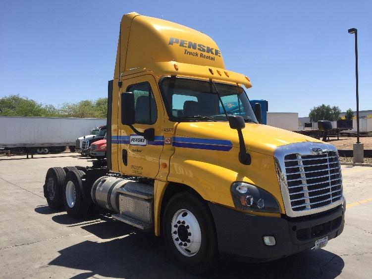 Day Cab Tractor-Heavy Duty Tractors-Freightliner-2013-Cascadia 12564ST-PHOENIX-AZ-268,753 miles-$56,500