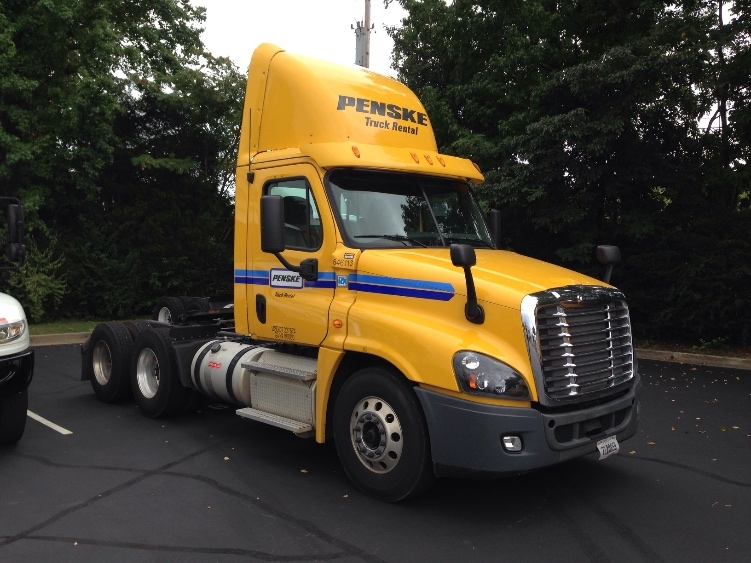 Day Cab Tractor-Heavy Duty Tractors-Freightliner-2013-Cascadia 12564ST-CHATTANOOGA-TN-341,212 miles-$46,500