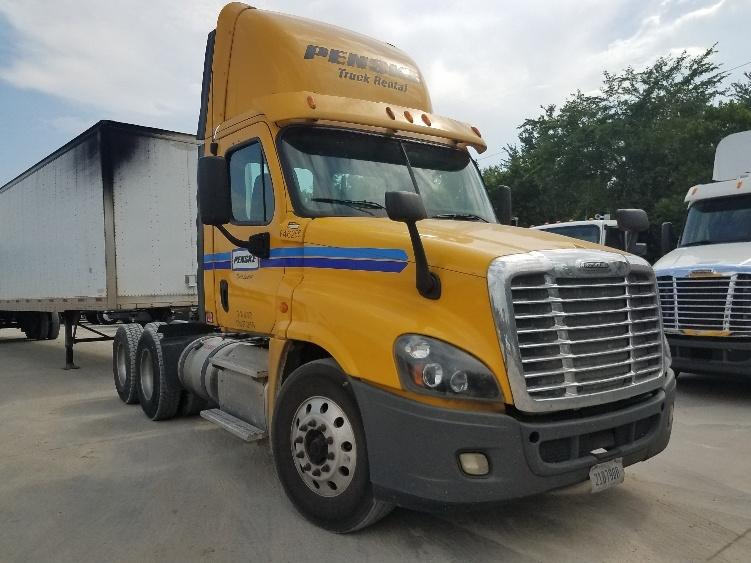 Day Cab Tractor-Heavy Duty Tractors-Freightliner-2013-Cascadia 12564ST-MACON-GA-355,750 miles-$50,000