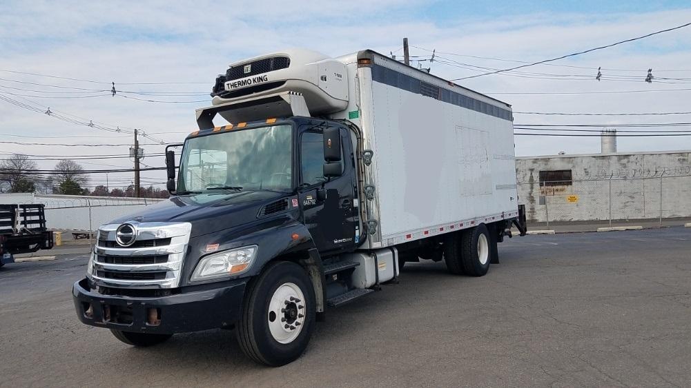 Reefer Truck-Light and Medium Duty Trucks-Hino-2013-338-LINDEN-NJ-213,000 miles-$23,750