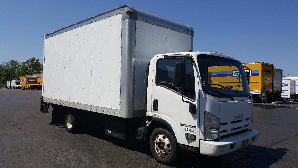 Medium Duty Box Truck-Light and Medium Duty Trucks-Isuzu-2012-NPR-PARSIPPANY-NJ-149,886 miles-$22,000