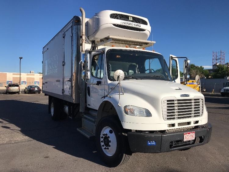 Reefer Truck-Light and Medium Duty Trucks-Freightliner-2012-M2-DENVER-CO-210,079 miles-$32,000