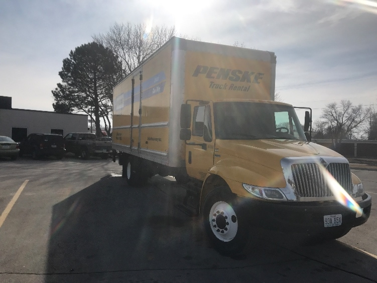 Medium Duty Box Truck-Light and Medium Duty Trucks-International-2013-4300-OMAHA-NE-178,642 miles-$22,250