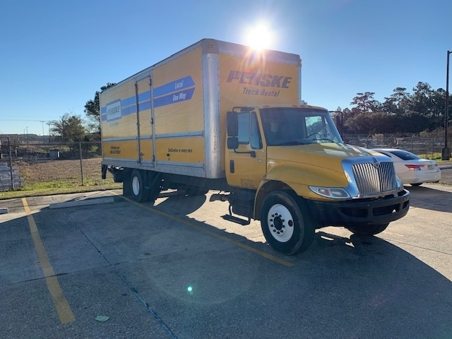 Medium Duty Box Truck-Light and Medium Duty Trucks-International-2013-4300-LITTLE ROCK-AR-109,368 miles-$36,750