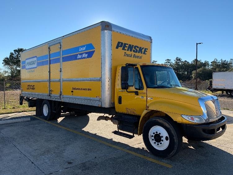 Medium Duty Box Truck-Light and Medium Duty Trucks-International-2013-4300-HAMMOND-LA-177,730 miles-$24,250