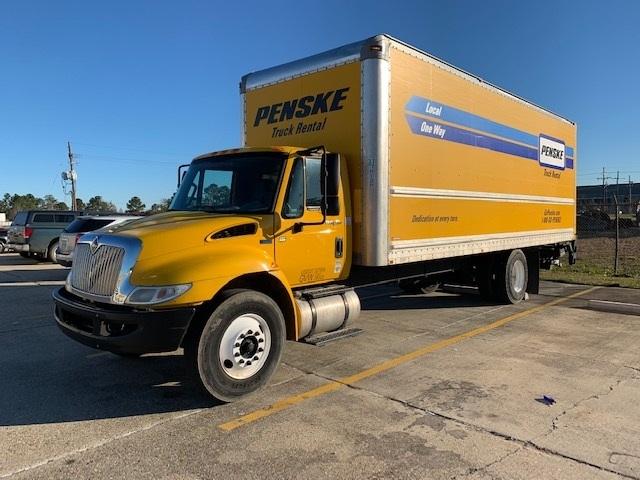Medium Duty Box Truck-Light and Medium Duty Trucks-International-2013-4300-HAMMOND-LA-141,149 miles-$27,500