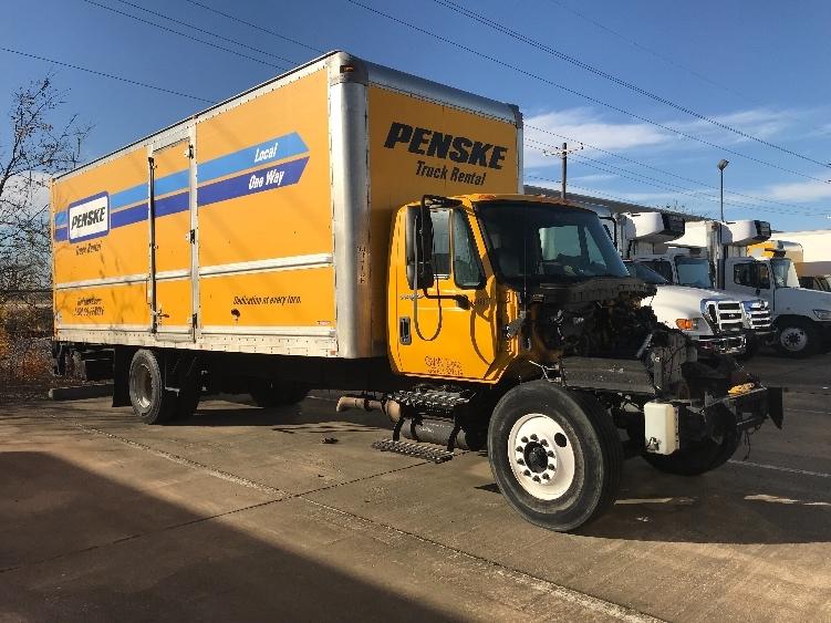 Medium Duty Box Truck-Light and Medium Duty Trucks-International-2013-4300-GARLAND-TX-161,700 miles-$5,500