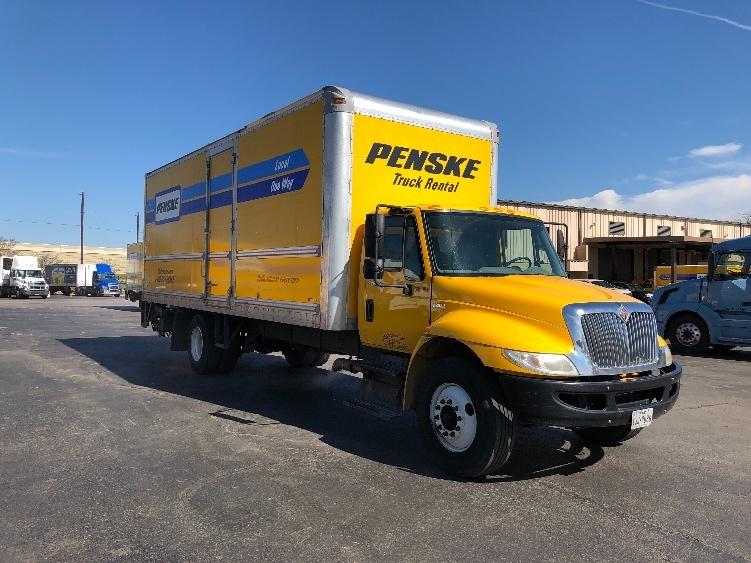Medium Duty Box Truck-Light and Medium Duty Trucks-International-2013-4300-AUSTIN-TX-155,759 miles-$23,750