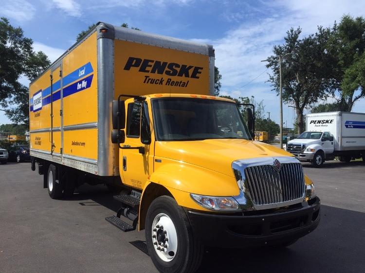 Medium Duty Box Truck-Light and Medium Duty Trucks-International-2013-4300-MOBILE-AL-186,150 miles-$27,500