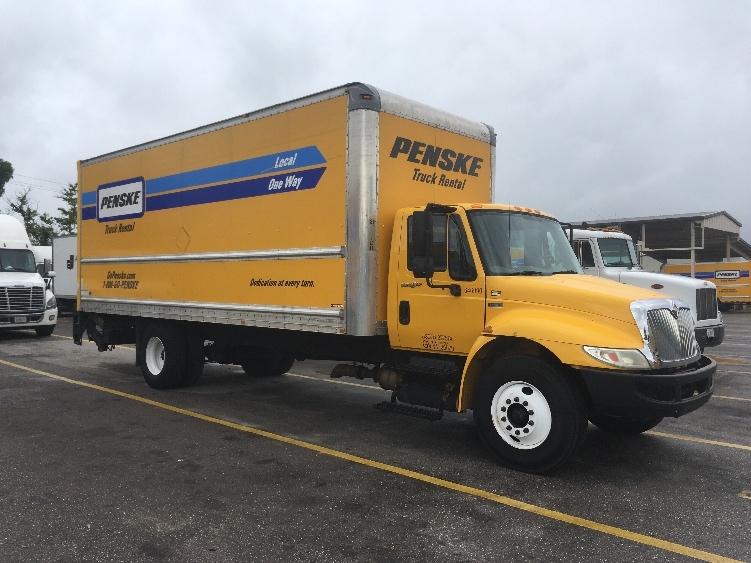 Medium Duty Box Truck-Specialized Equipment-International-2013-4300-FORT MYERS-FL-144,453 miles-$38,750