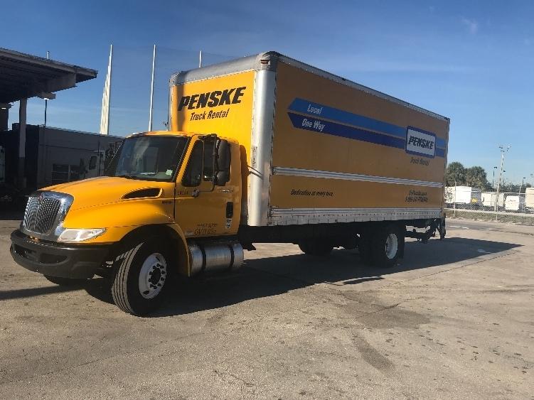 Medium Duty Box Truck-Light and Medium Duty Trucks-International-2013-4300-MIAMI-FL-131,612 miles-$26,000
