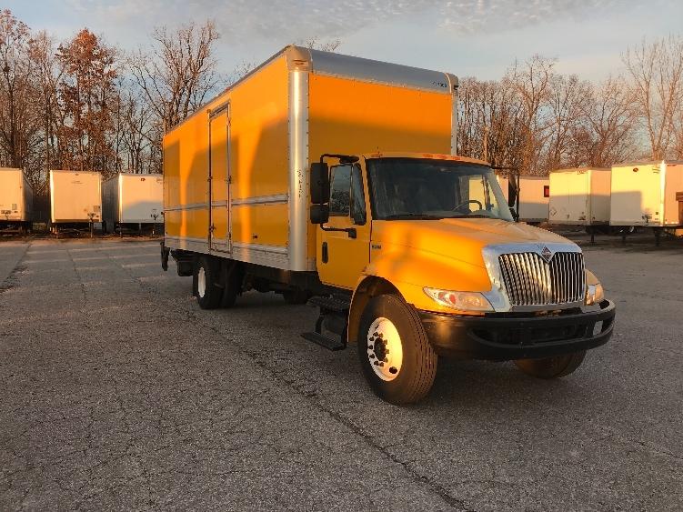 Medium Duty Box Truck-Light and Medium Duty Trucks-International-2013-4300-FORT WAYNE-IN-160,871 miles-$21,750