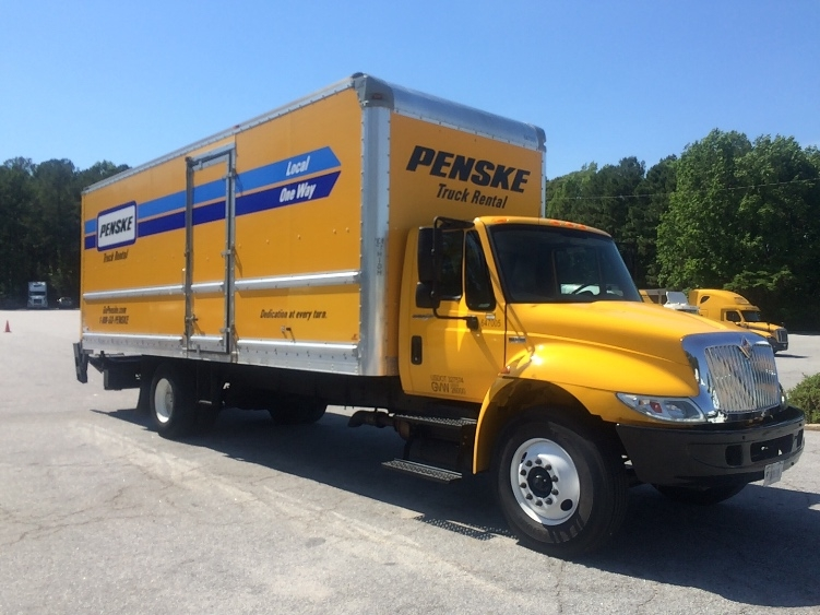 Medium Duty Box Truck-Light and Medium Duty Trucks-International-2013-4300-JONESBORO-GA-130,164 miles-$25,000