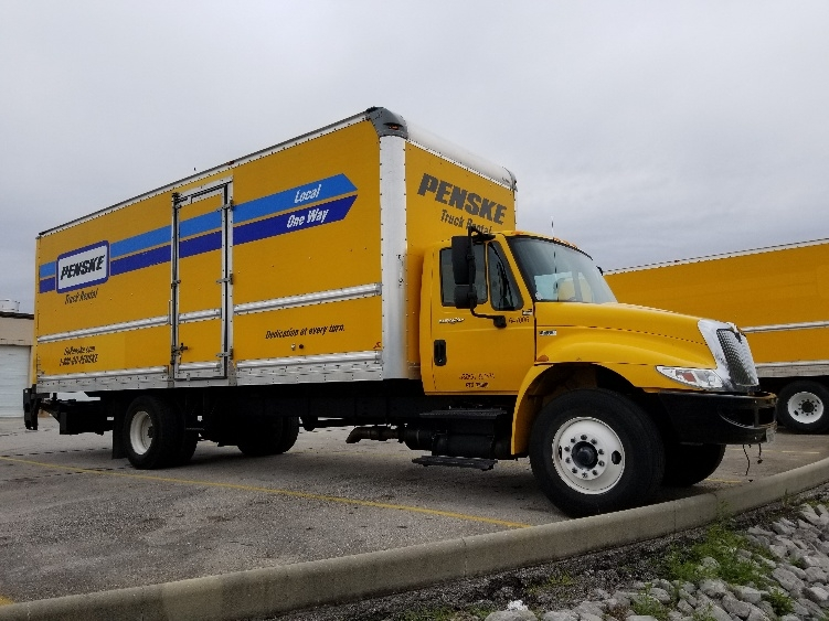Medium Duty Box Truck-Light and Medium Duty Trucks-International-2013-4300-DULUTH-GA-132,093 miles-$12,000