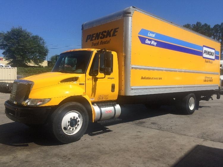 Medium Duty Box Truck-Light and Medium Duty Trucks-International-2013-4300-WEST VALLEY CITY-UT-132,889 miles-$32,250