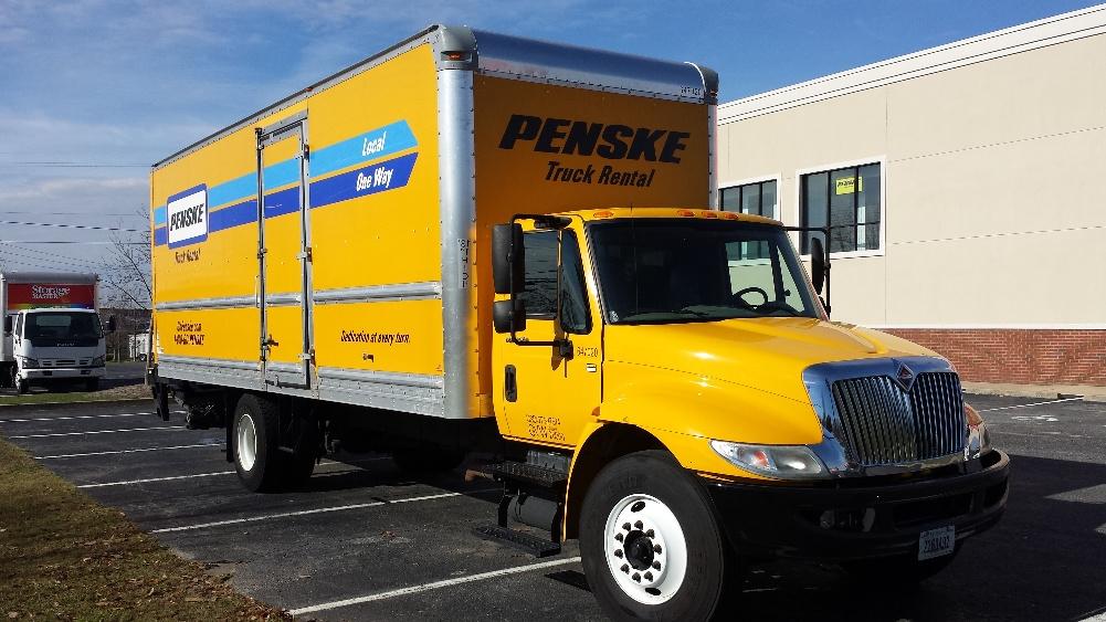 Medium Duty Box Truck-Light and Medium Duty Trucks-International-2013-4300-FOREST PARK-GA-140,222 miles-$31,250