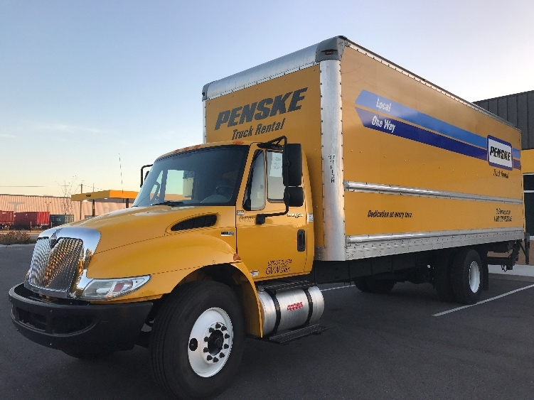 Medium Duty Box Truck-Light and Medium Duty Trucks-International-2013-4300-MOBILE-AL-156,069 miles-$30,000
