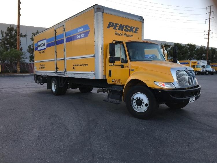 Medium Duty Box Truck-Light and Medium Duty Trucks-International-2013-4300-TORRANCE-CA-156,902 miles-$21,500