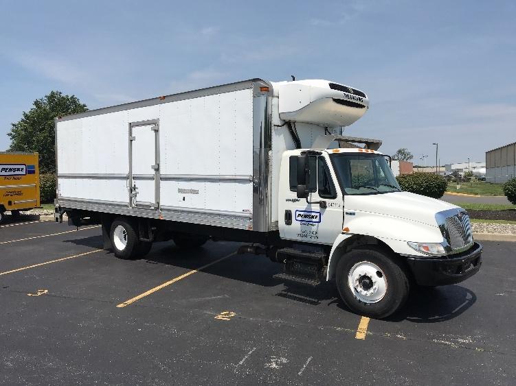 Reefer Truck-Light and Medium Duty Trucks-International-2013-4300-SWEDESBORO-NJ-161,258 miles-$27,250