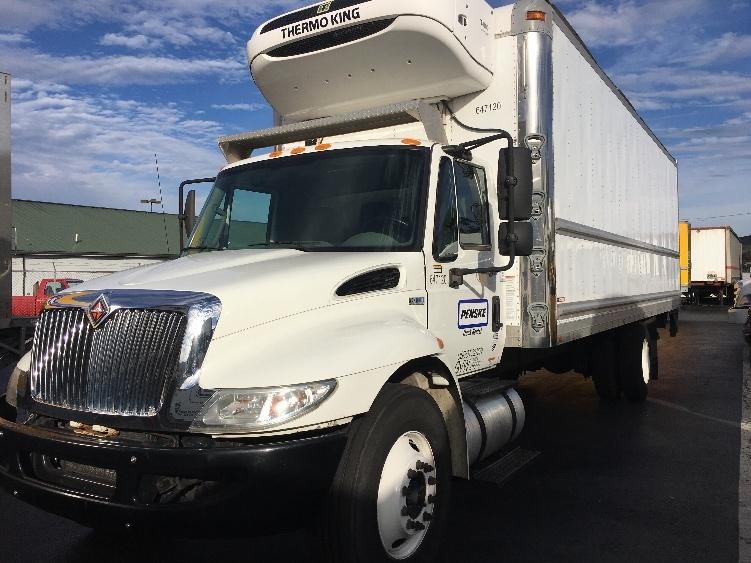 Reefer Truck-Light and Medium Duty Trucks-International-2013-4300-KING OF PRUSSIA-PA-130,500 miles-$42,250