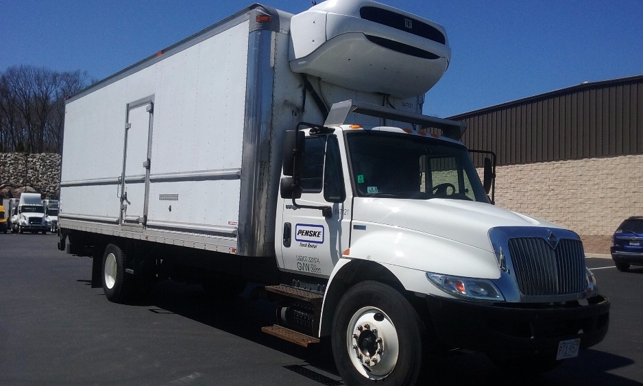 Reefer Truck-Light and Medium Duty Trucks-International-2013-4300-CRANSTON-RI-126,750 miles-$42,250