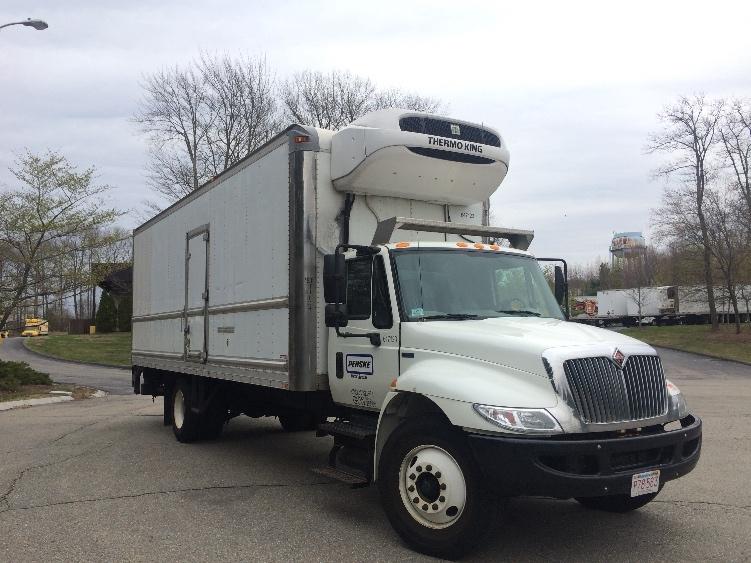 Reefer Truck-Light and Medium Duty Trucks-International-2013-4300-NORTON-MA-123,061 miles-$38,750