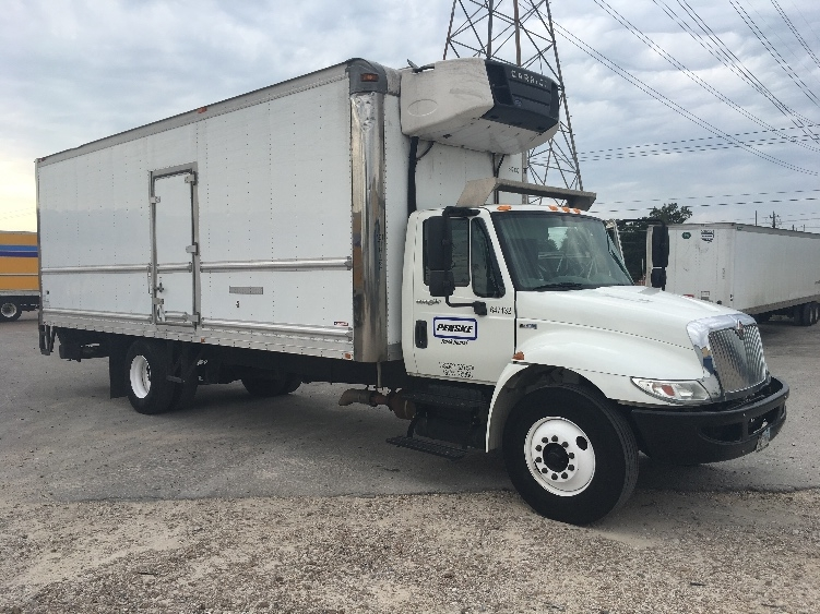 Reefer Truck-Light and Medium Duty Trucks-International-2013-4300-HOUSTON-TX-195,377 miles-$38,000