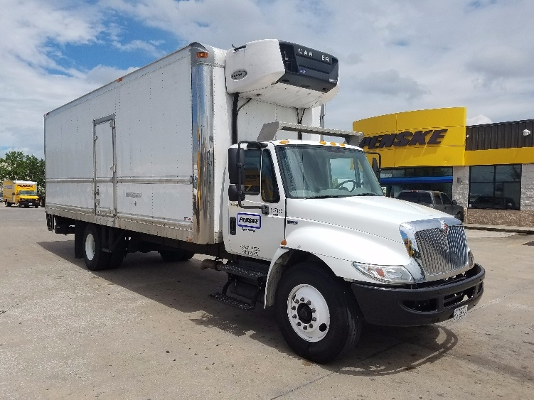Reefer Truck-Light and Medium Duty Trucks-International-2013-4300-HOUSTON-TX-134,092 miles-$36,750
