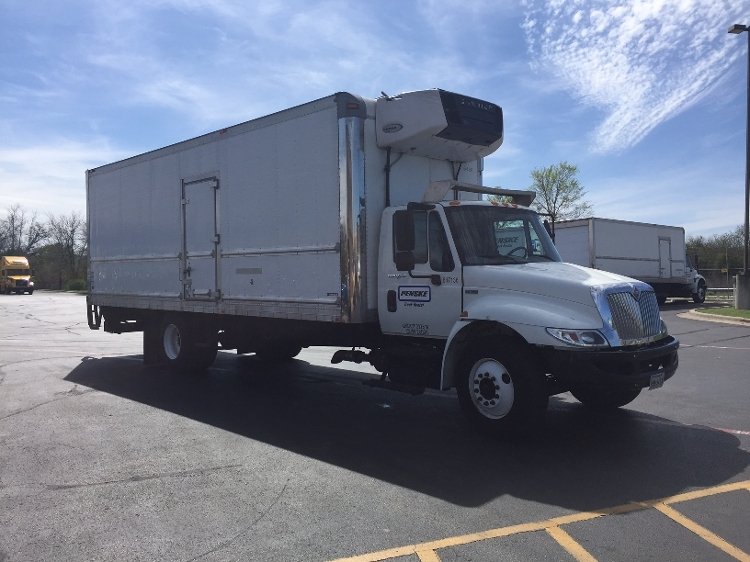 Reefer Truck-Specialized Equipment-International-2013-4300-AUSTIN-TX-93,907 miles-$50,750