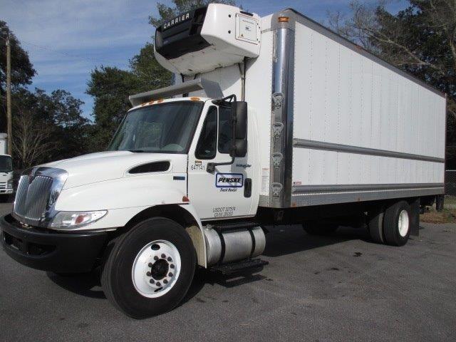 Reefer Truck-Light and Medium Duty Trucks-International-2013-4300-PENSACOLA-FL-123,696 miles-$41,750
