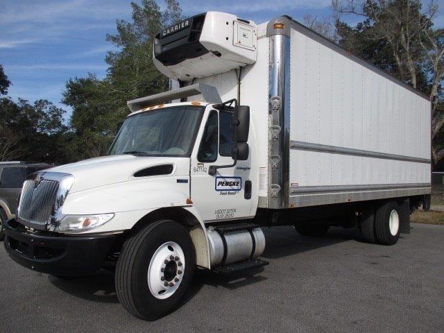 Reefer Truck-Light and Medium Duty Trucks-International-2013-4300-MOBILE-AL-132,036 miles-$40,750