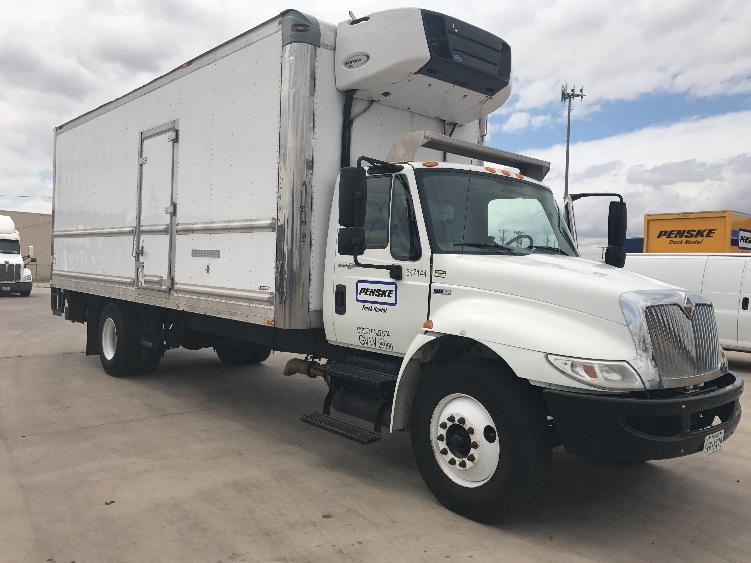Reefer Truck-Light and Medium Duty Trucks-International-2013-4300-FORT WORTH-TX-112,688 miles-$39,250
