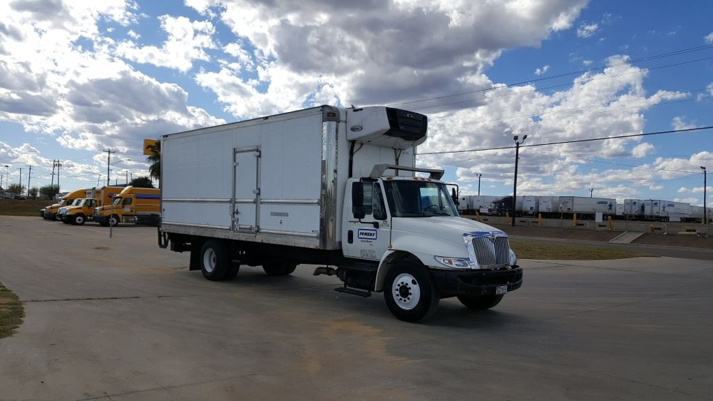 Reefer Truck-Light and Medium Duty Trucks-International-2013-4300-SAN ANTONIO-TX-128,658 miles-$40,000