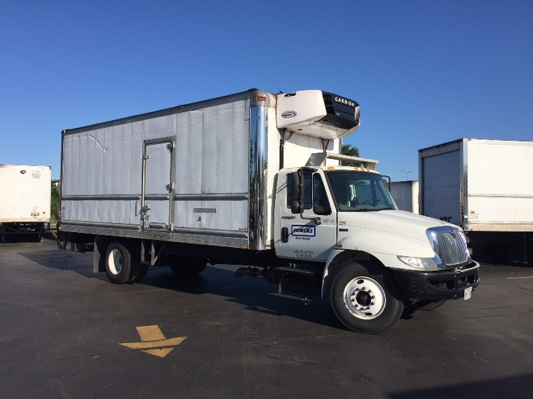 Reefer Truck-Light and Medium Duty Trucks-International-2013-4300-AUSTIN-TX-118,004 miles-$38,000