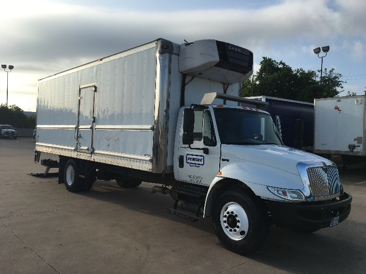 Reefer Truck-Light and Medium Duty Trucks-International-2013-4300-HOUSTON-TX-142,946 miles-$35,750