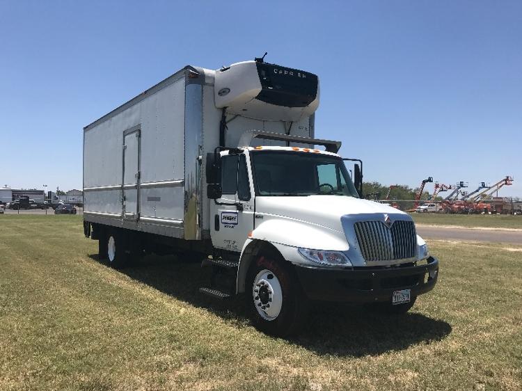 Reefer Truck-Light and Medium Duty Trucks-International-2013-4300-PHARR-TX-133,705 miles-$40,750